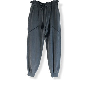 7 For All Mankind | Paper Bag Waist Sweat Pants M